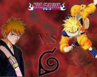 Bleach vs Naruto 4.0