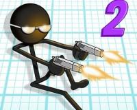Gun Fu Stickman