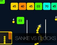 Snake VS Blocks