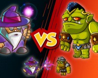 Wizard Vs Orcs