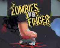 Zombies Vs Finger